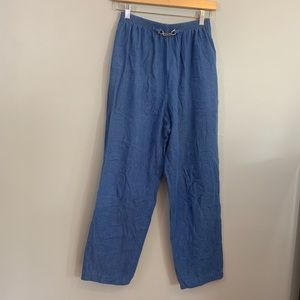 Vintage Lori of California Chain Link Denim Pants